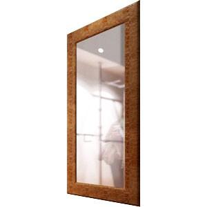 Зеркало в декоративной раме, настенное, нерегулируемое, в полный рост, для магазина одежды или прихожей, 1800х900мм, ДСП. - MD-MIR.100.900-DSP